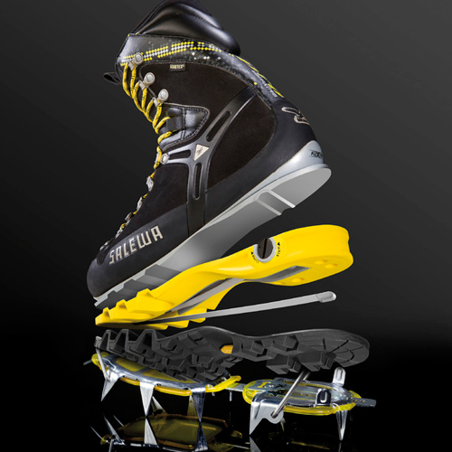 Picture of Amazing Salewa Climbing Shoes