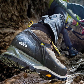 Picture of Alpine Approach Salewa Climbing Shoes
