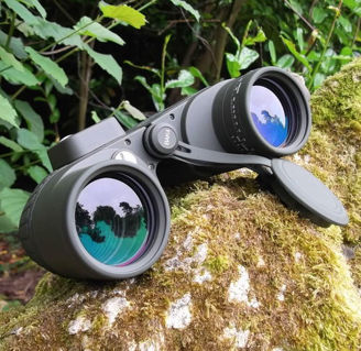 Picture of Travel Binoculars with Compass